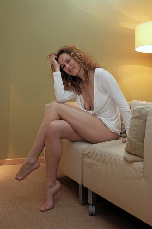 plan avec une cougar sexy facile 001